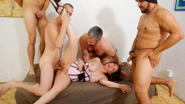 Ambisexual Hotwife Group Ravage #10