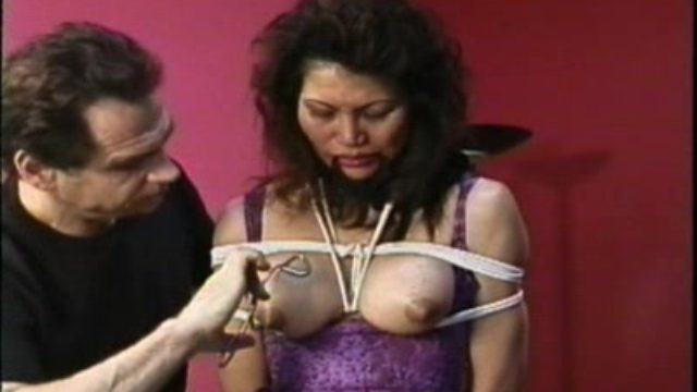 Trussed Chinese Sweetheart Two