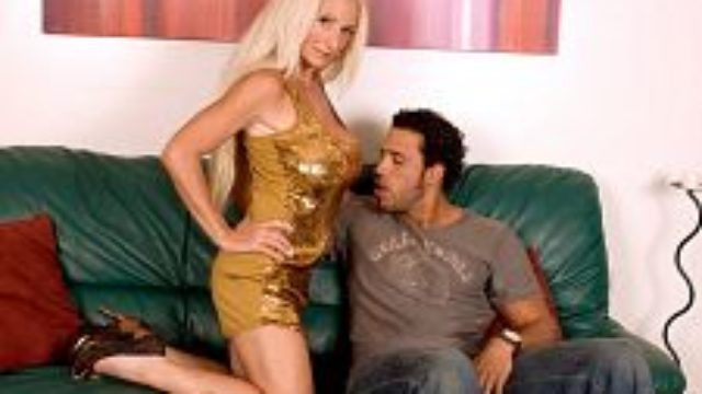 Huge-titted Cougar From Fucktown