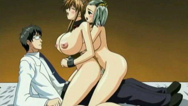 Corrupting Manga Porn T-girls Pummeling A Successful Boy Stiff