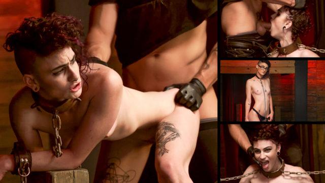 Lydia Dark-hued Sexual Shame Emo Rock Meatpipe