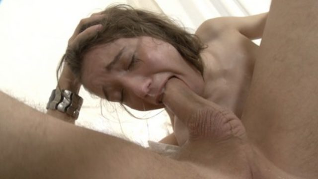 Wild Blowjob Carried Out By Seductive Sizzling Amber.