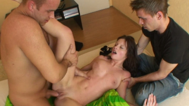 Sly Doll Pleases 2 Fantasies