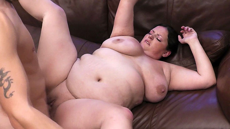 Bbw Ultra-cutie Snapped And Banged