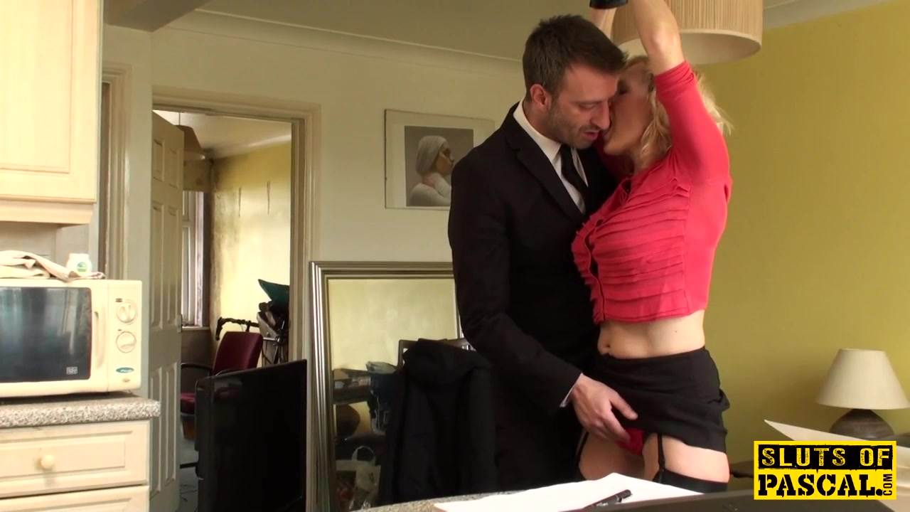 Tiedup British Slave Fingerfucked Prior To Gargled