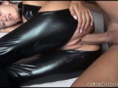 Austrian Fledgling Nubile Getting Booty Crammed With Spunk