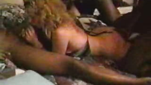 Light-haired Milky Wifey With Ebony Fellows – Home Made Bi-racial Hotwife