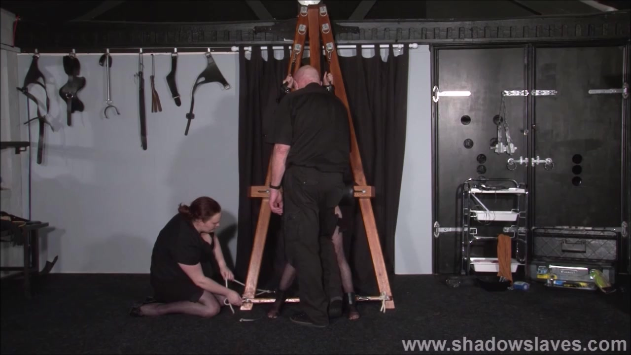 Bound Elise Graves Beaver Penalized And Hard-core Sadism & Masochism Of E