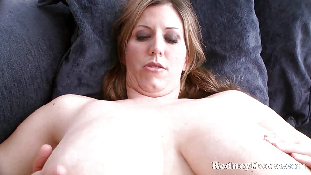 Kya Dakota Ginormous Mounds Maid Nailed