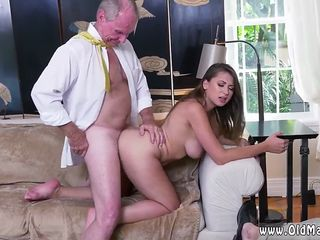 2 Older And Dude Gang-bang Youthful Internal Cumshot Gonzo Ivy Amazes Along With Her Gigantic Knockers And