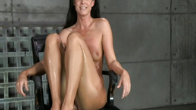 Restrain Bondage Breeding Leaves Her Jiggling