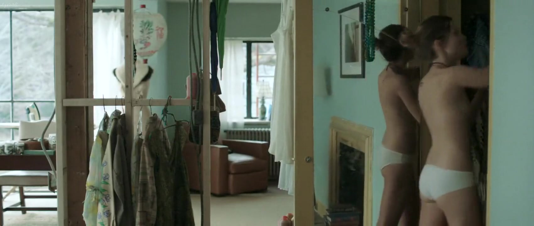 Gitte Witt In 'the Sleepwalker' (2014)