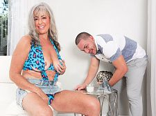 Highly Youthful Pecker For Silva Foxx