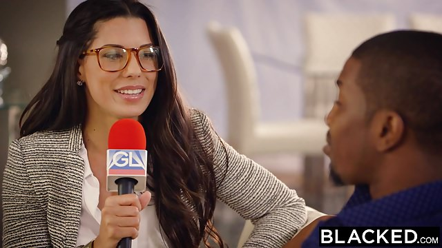 Blacked Very First Bi-racial For Spanish Stunner Alexa Tomas