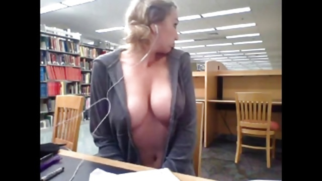 Kendra Sunderland Oregon State Cam Library Getting Off