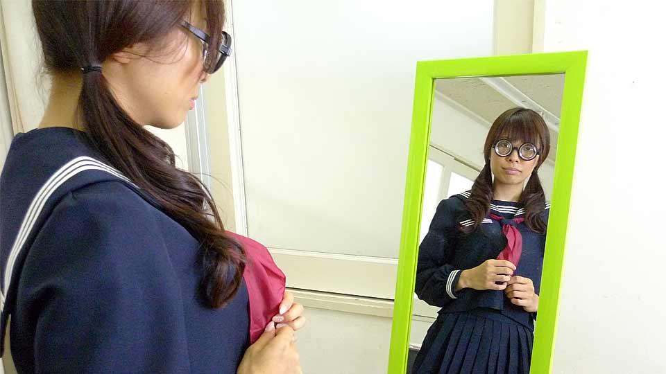 Azusa Misaki In Uniform Plowed At College