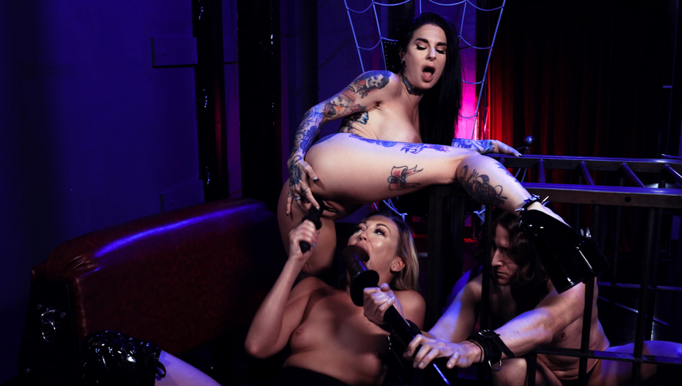 Joanna Angel's Basement Furnishings Emporium – Vignette 1