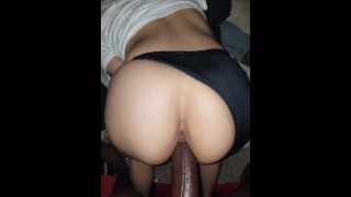 Insatiable Latina Fanny't Forestall Nutting