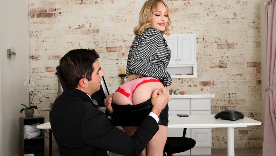 Place Of Business Ass-istants – Daisy Stone & Jon Rogue