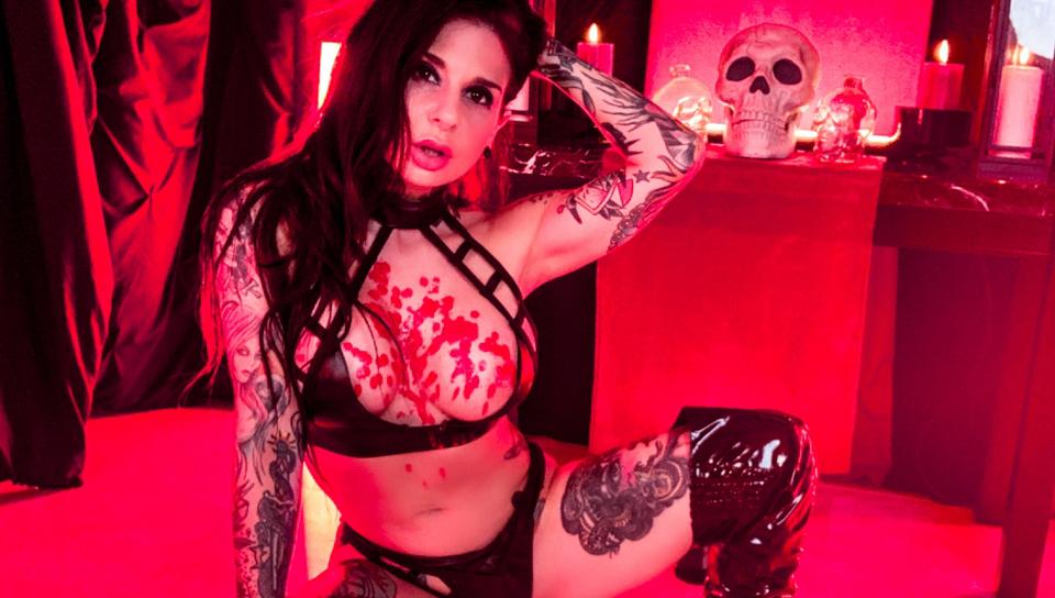 Flaming Torrid Buttfuck Pov – Joanna Angel
