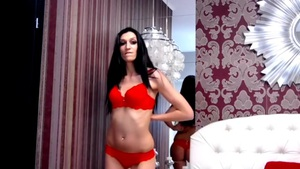Red-hot Striptease Sooner Than Fingerblasting